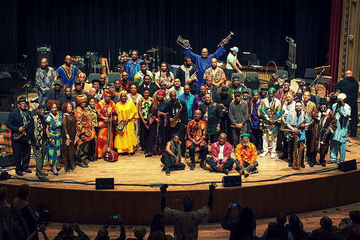 AACM 50th Anniversary