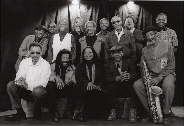 Muhal Richard Abrams Experimental Band 1999