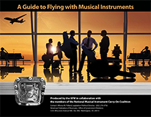 A Guide to Flying with Musical Instruments