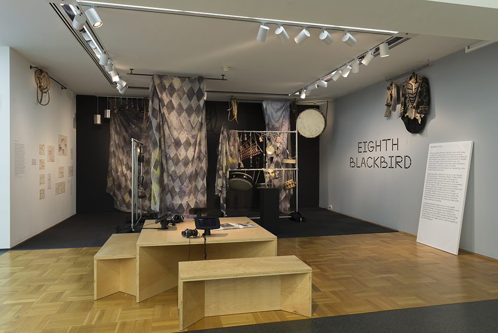 Inside Eighth Blackbird's interactive exhibit at MCA Chicago