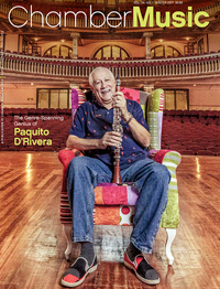 Chamber Music Magazine Winter 2017